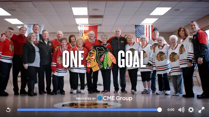 Chicago Blackhawks visit the Park Ridge Park District
