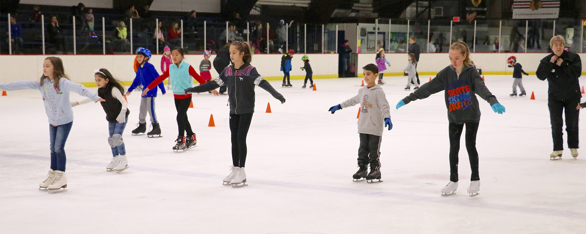 Try Skating or Hockey for FREE August 25!