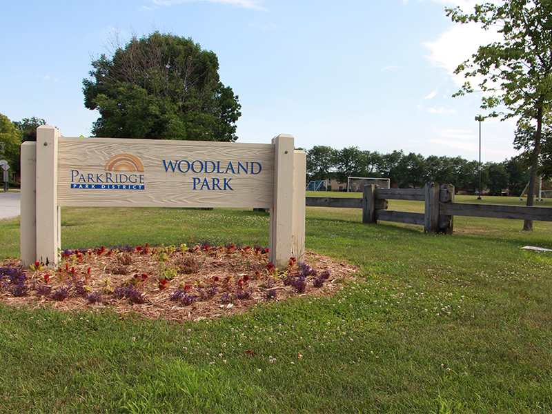 Woodland Park Improvements