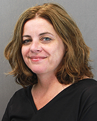 Eileen O'Leary, Information Technology Manager
