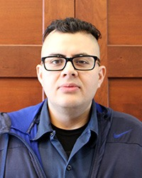 Miguel Montero, Facility Maintenance Manager
