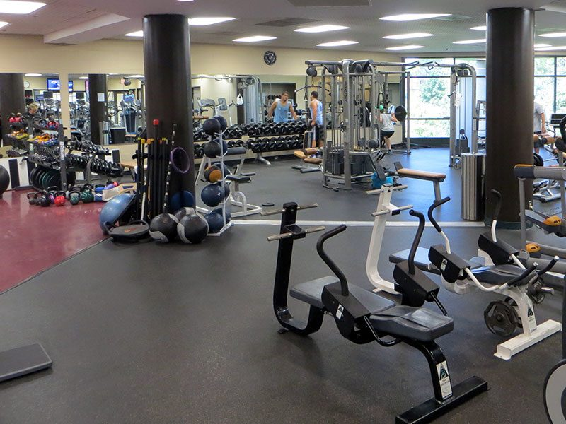 Centennial Fitness Center