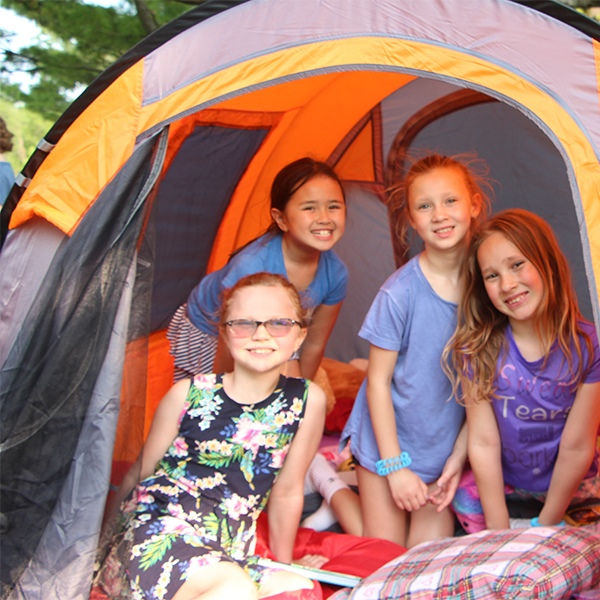 Backyard Campout - CANCELLED