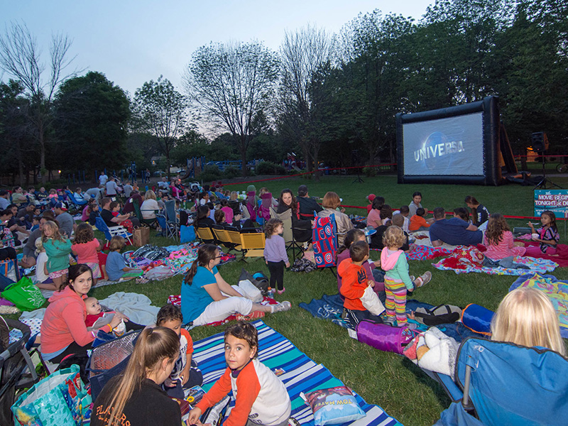 Movies in the Park - MOANA