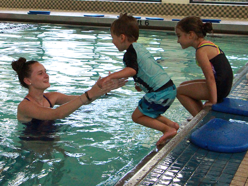 Swim Lessons Free Trial