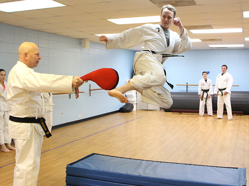 Martial Arts | Park Ridge Park District